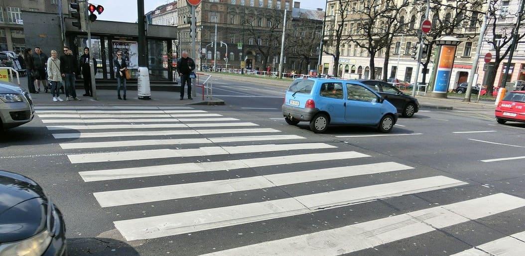 Остановка на светофоре по ПДД