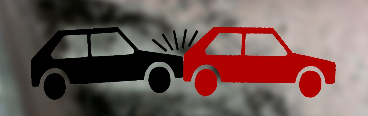 В автомобиль не вписанного в страховку водителя въехали сзади