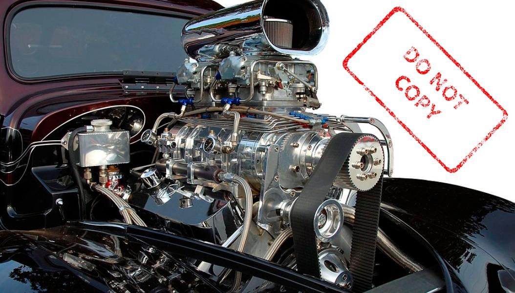 Оформление не аналогичного и не родного двигателя с другими характеристиками