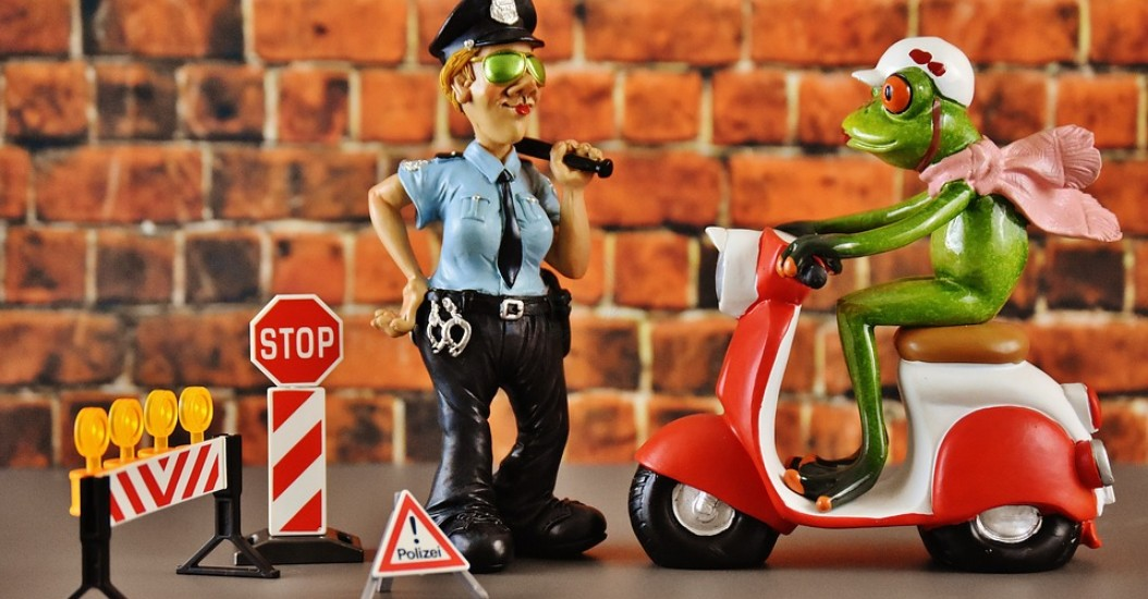 Имеет право останавливать на дороге патруль дпс