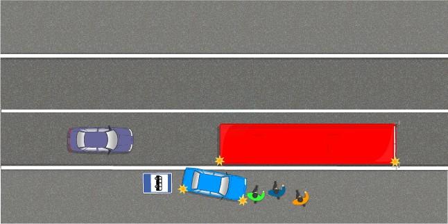 2018 11 06 010914 - Штраф за обгон автобуса на остановке