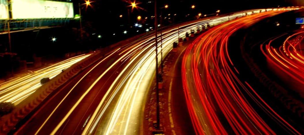 Красные огни светодиодных ламп